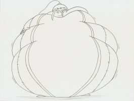 COM Zero suit Samus food balloon by Robot001