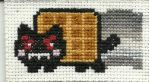 Tac Nayn Cross Stitch by Pansymanic