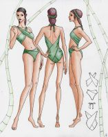 Fashion Sketching Final by Marcusstratus