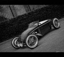 vw street rod by hugosilva