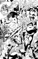 Wonder Woman 611 pag 18 by eberferreira