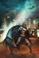 Batman by eren-akinci