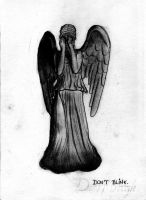 Weeping Angel by Morgana-Targaryen