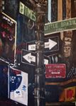 New York Street Signs by doldstyle
