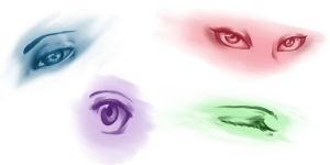 EYES by Arbitrary-Means
