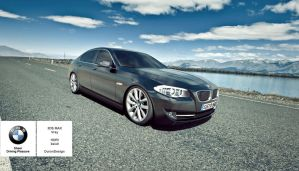 BMW 5Series F10 by DuronDesign