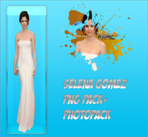 Selena Gomez PNG PACK+PHOTOPACK by Liasgraphics