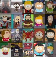 South Park characters we want to see again by SanchoZeCubanPete
