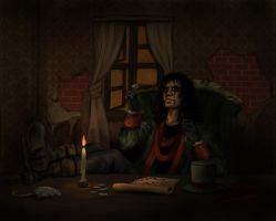 The Last Temptation: Closed sale by Red-Szajn