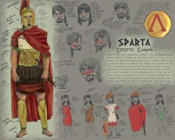 Sparta Reference by Hapo57
