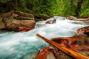 .:Avalanche Gorge II:. by RHCheng