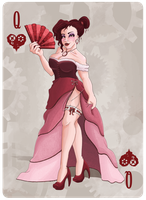 Brothel Owner: Queen of Hearts by PunchCawa