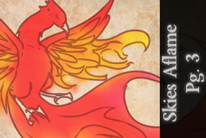 Skies Aflame Preview Pg 3 by RedMoonDragon