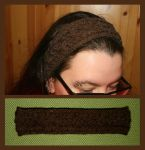 Mureena Cable Headband by KnitLizzy