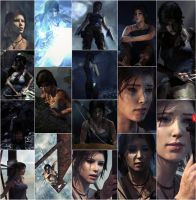 TOMB RAIDER 2013 by AlexCroft25