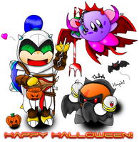 Happy Halloween 2012 by AssassinKnight-47