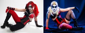 Harley and Harley by Mistress-Zelda