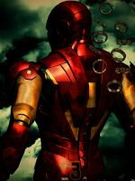Iron man 3 v2 by agustin09