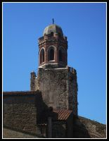 Tuscan bell tower by bellaricca