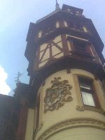 Peles castle tower 2 by beth16