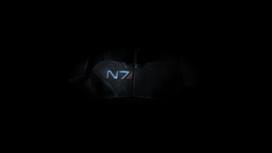 Mass Effect 3 N7 1920x1080 by lukemat