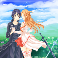 sword art online by Jau-chan