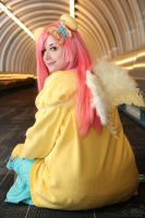 Fluttershy I by EnchantedCupcake