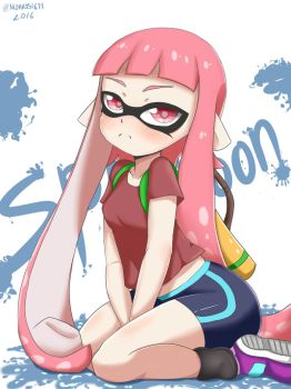 Splatoon by morris1611
