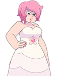 Short Haired Rose by MrChaseComix