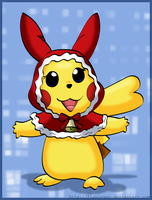 Christmas Chu by Fishlover