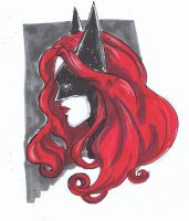.Batwoman.Profile by Jojomonsterz