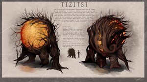 Monster: Tizitsi by monokroe