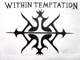 Within Temptation Logo by Betelgeuse7