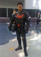 AX'11: Batman Beyond by theEmperorofShadows