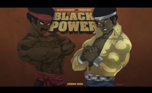 BLACK POWER by bvcomics