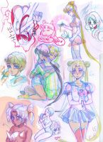 Random Crapdump by unconventionalsenshi