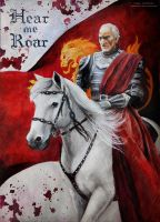 Tywin Lannister by MeduZZa13