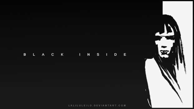 black inside by laliluleilo