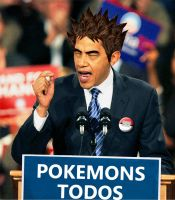 Brock Obama by ciberman001
