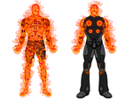 Firestorm by digaman