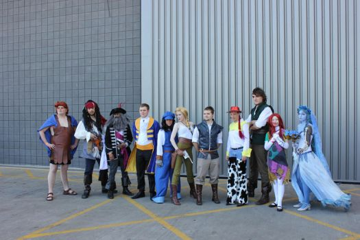 London MCM Expo May 2012 IMG006 by TommyAlexDay