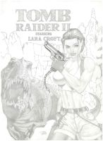 Tomb Raider II by computeropolis