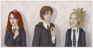 Ginny Neville Luna by Loony-Lucy