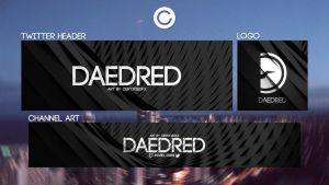 Channel Revamp   Daedred_Gaming by CertifiedFX
