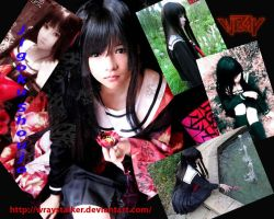 cosplay Enma Ai Jigoku Shoujo by wraystalker