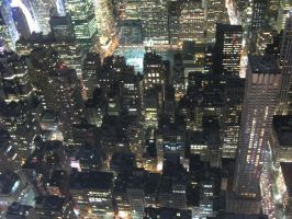 new york streets by VIRGILE3MBRUNOZZI