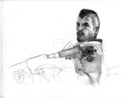 TF141 Soap MacTavish Preview by tommmylai