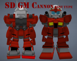 SD GM Cannon Test Type by lordvipes