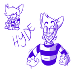 Hyde by theStupidButterfly