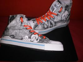 converse shoe design 2 by terrorrising